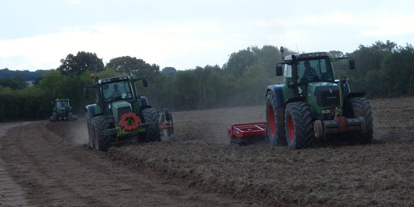 Ploughing Subsoiling Rolling